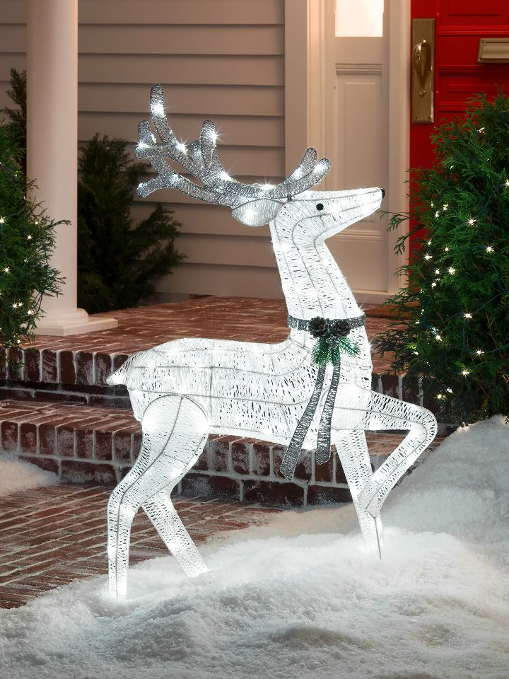 Reindeer Christmas Decorations Outdoor