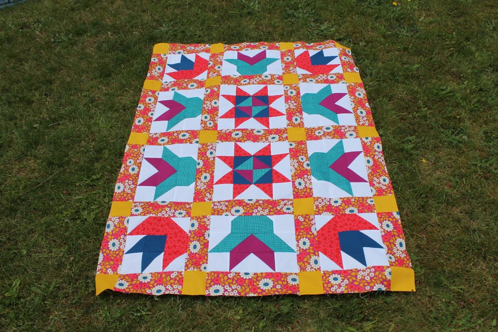 modern quilt pattern – Happy Cloud Creations