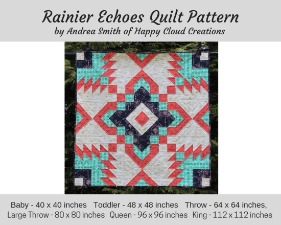 Rainier Echoes Quilt digital