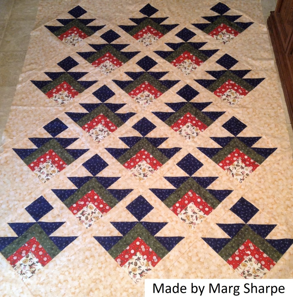 marg sharpe for listing