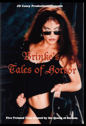 Brinke's Tales of Terror – ltd ed. DVD-R Only