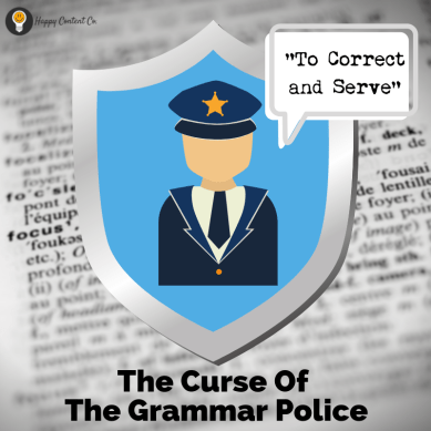 curse of the grammar police