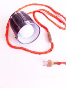 lampe 4DIY lampe avec boîte de conserve-photo 3-Upcycled can-Vivyane Veka