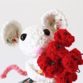 DIY Petites Fleurs au Crochet
