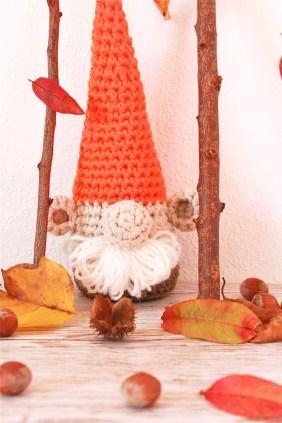 DIY Lutin des Bois au Crochet