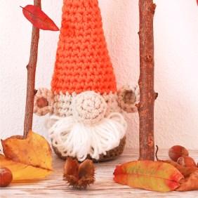 Tutoriel Lutin des Bois au Crochet