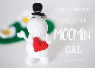 Crochet Moomin Cal