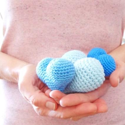 DIY Coeur au Crochet
