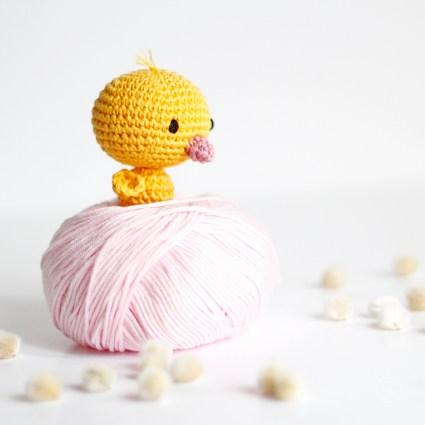 DIY Poussin au Crochet