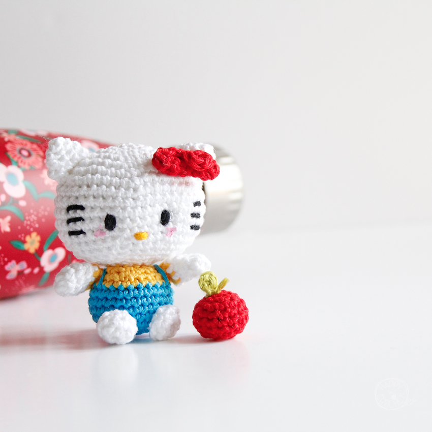 Hello Kitty au Crochet