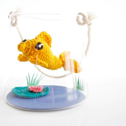 Tutoriel Poisson Carpe au crochet