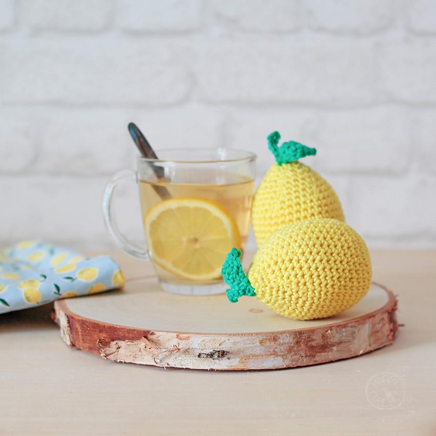 Citrons Crochet