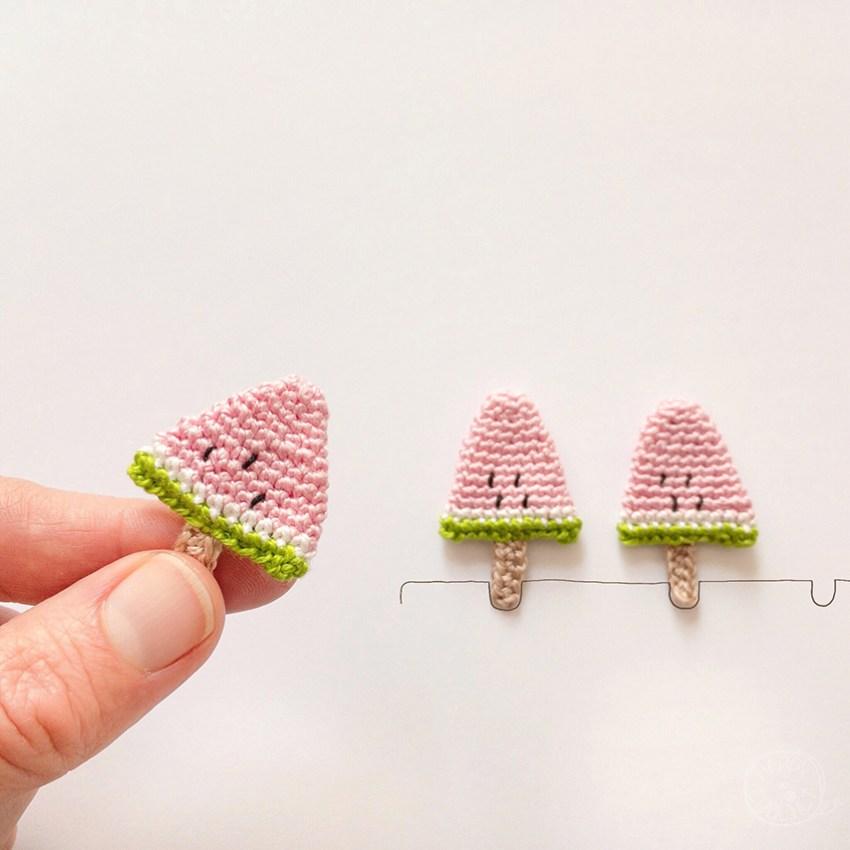 Tutoriel-Glace-Pasteque-Miniature-au-Crochet