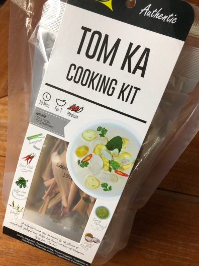 Tom Ka cooking kit
