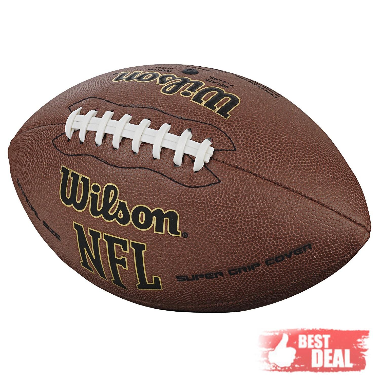 Wilson NFL Super Grip Ball