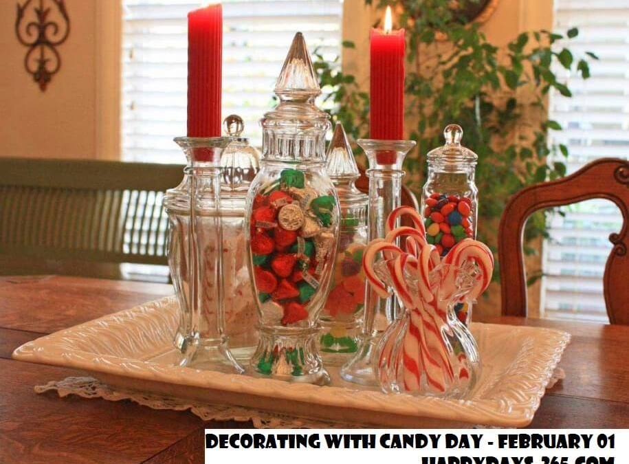 Decorating With Candy Day