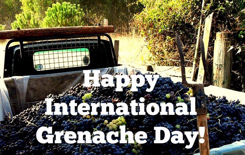 International Grenache Day – September 18, 2020
