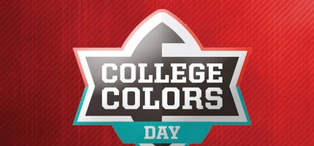 College Colors Day – September 4, 2020