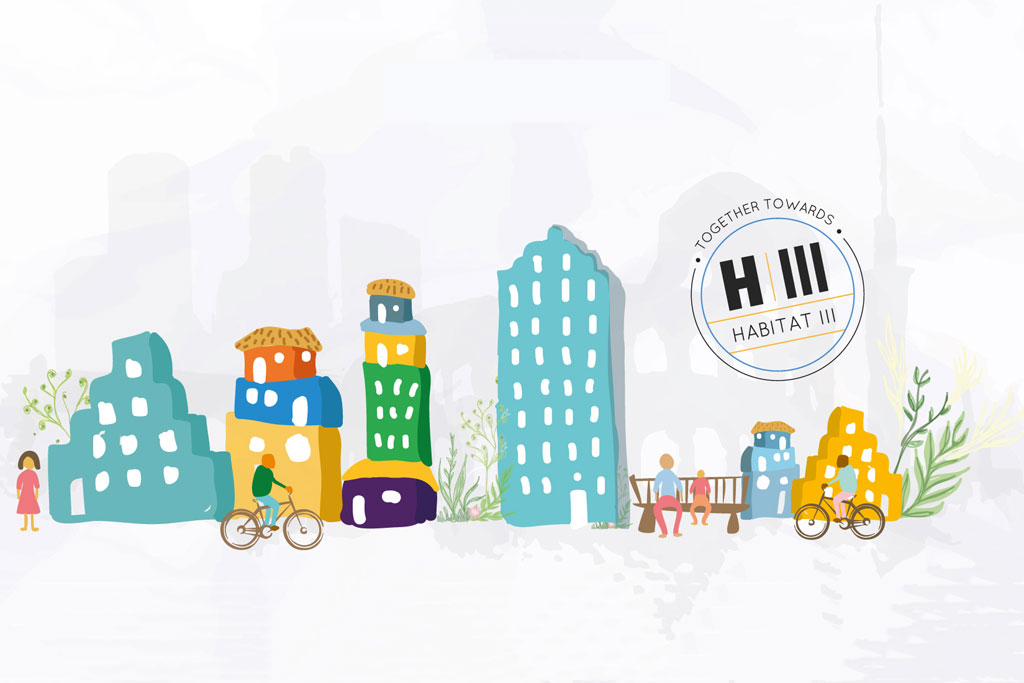 World Habitat Day - October