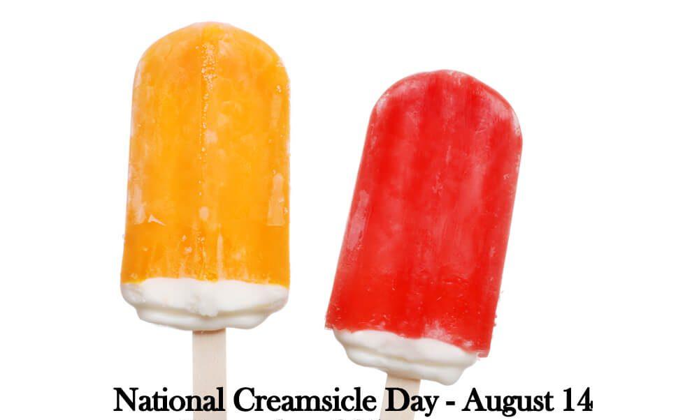 National Creamsicle Day