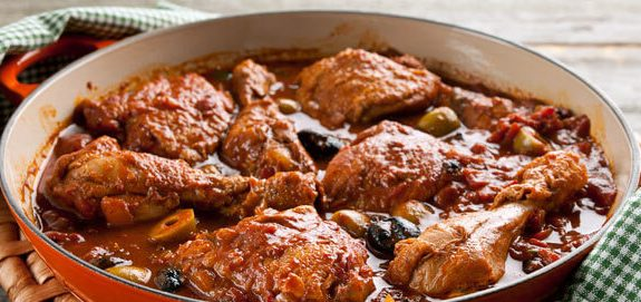 National Chicken Cacciatore Day – October 15, 2020