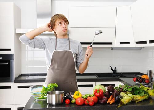 National Men Make Dinner Day 2017 - November 2