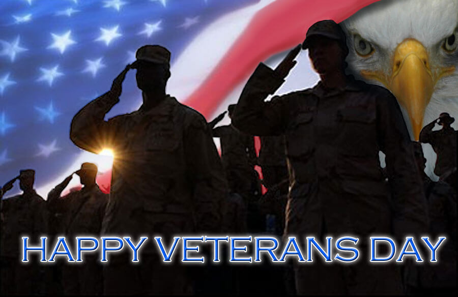 Happy Veterans Day