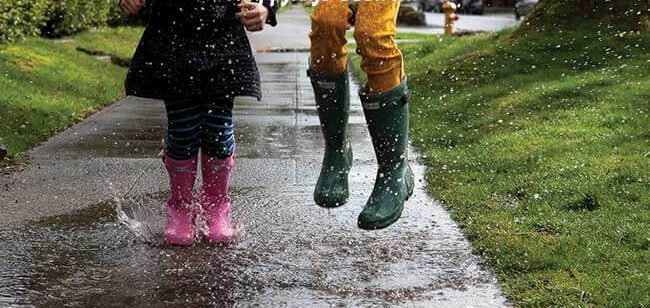 National Step In A Puddle And Splash Your Friends Day – January 11, 2021