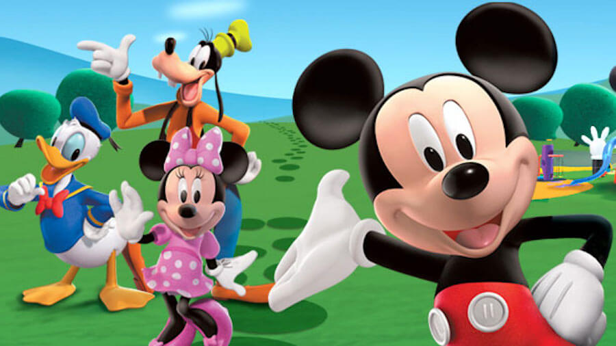 Mickey Mouse Day