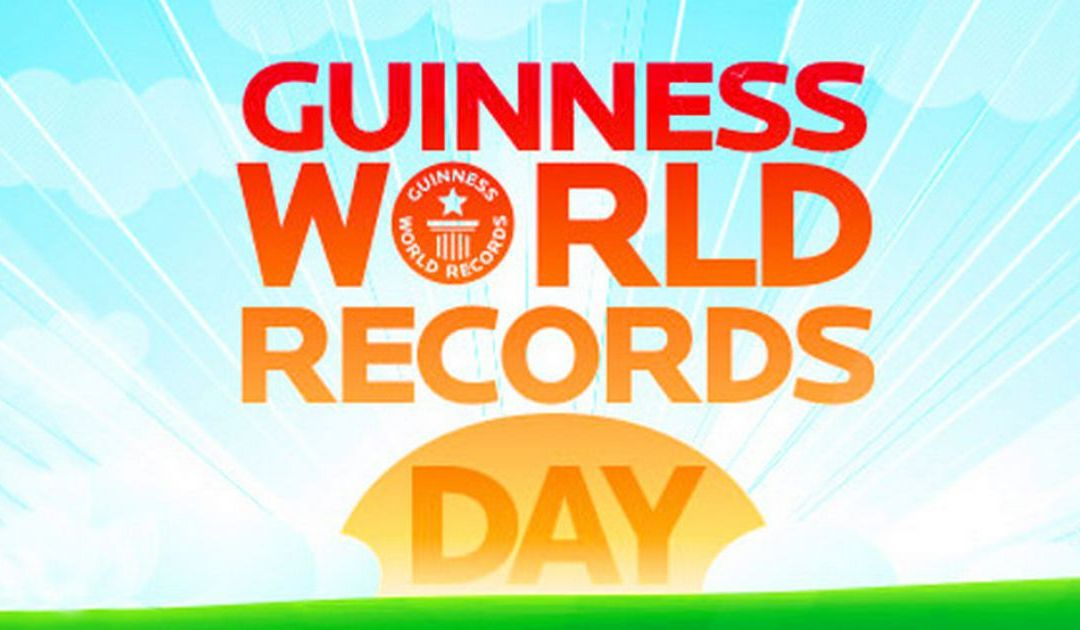 Guinness World Record Day – November 8, 2020