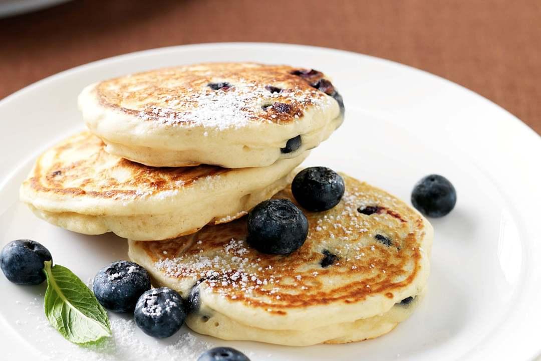 National Blueberry Pancake Day 2018 - January 28