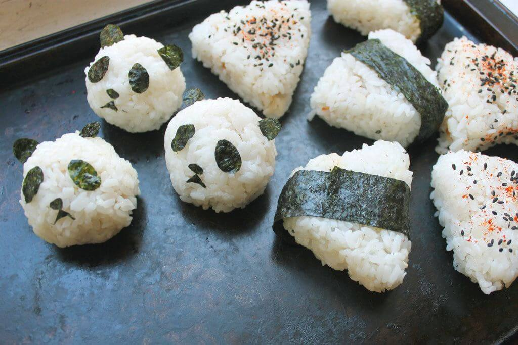 National Rice Ball Day