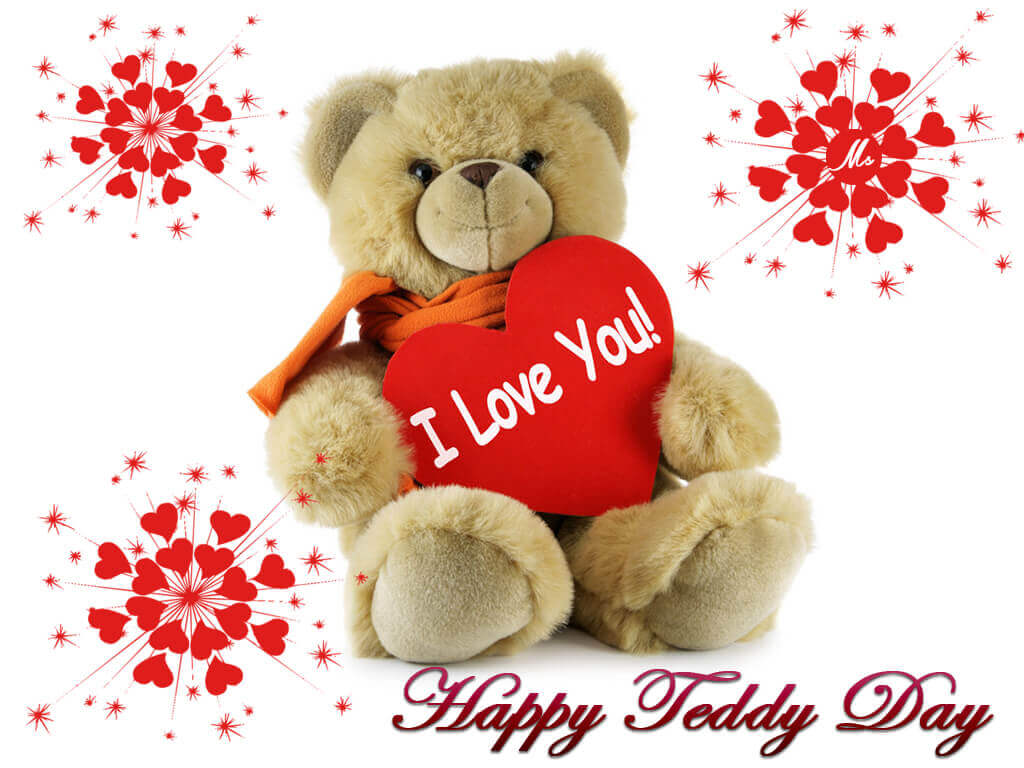 Happy Teddy Day