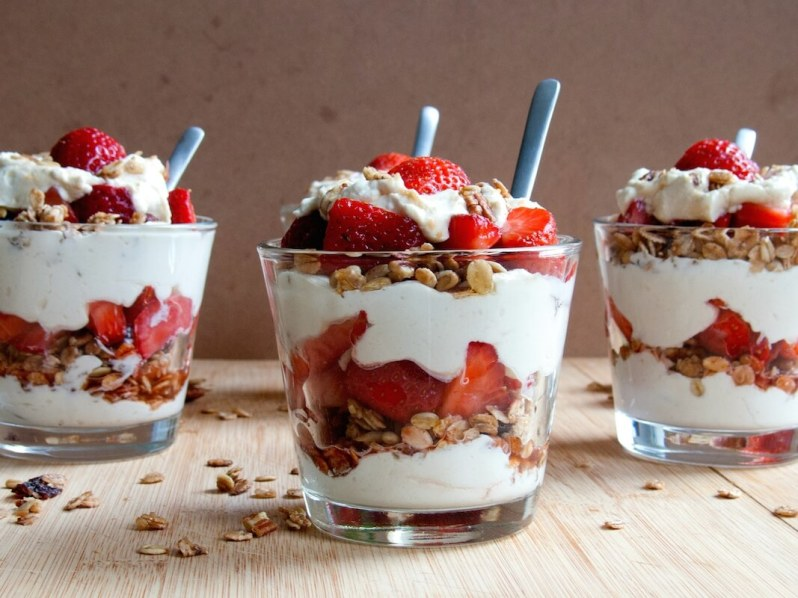 National Strawberry Parfait Day   Top 3 Parfait Plugs in Benin City By Stunna