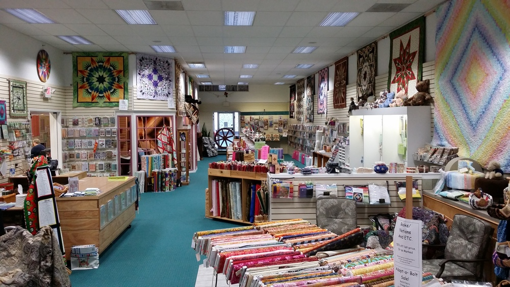 Visit Your Local Quilt Shop Day – January 23, 2021