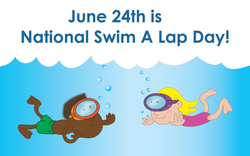 Swim a Lap Day