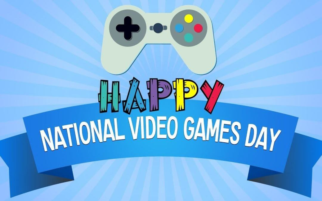 National Video Games Day – September 12, 2020