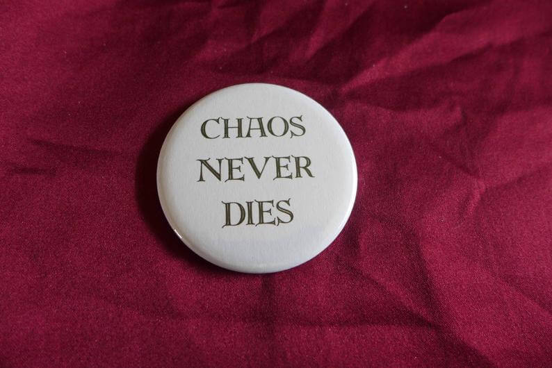 National Chaos Never Dies Day – November 9, 2020
