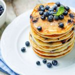 National Blueberry Pancake Day