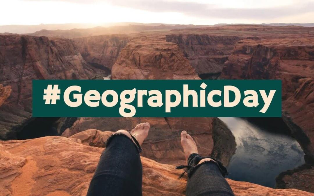 National Geographic Day – January 27, 2021