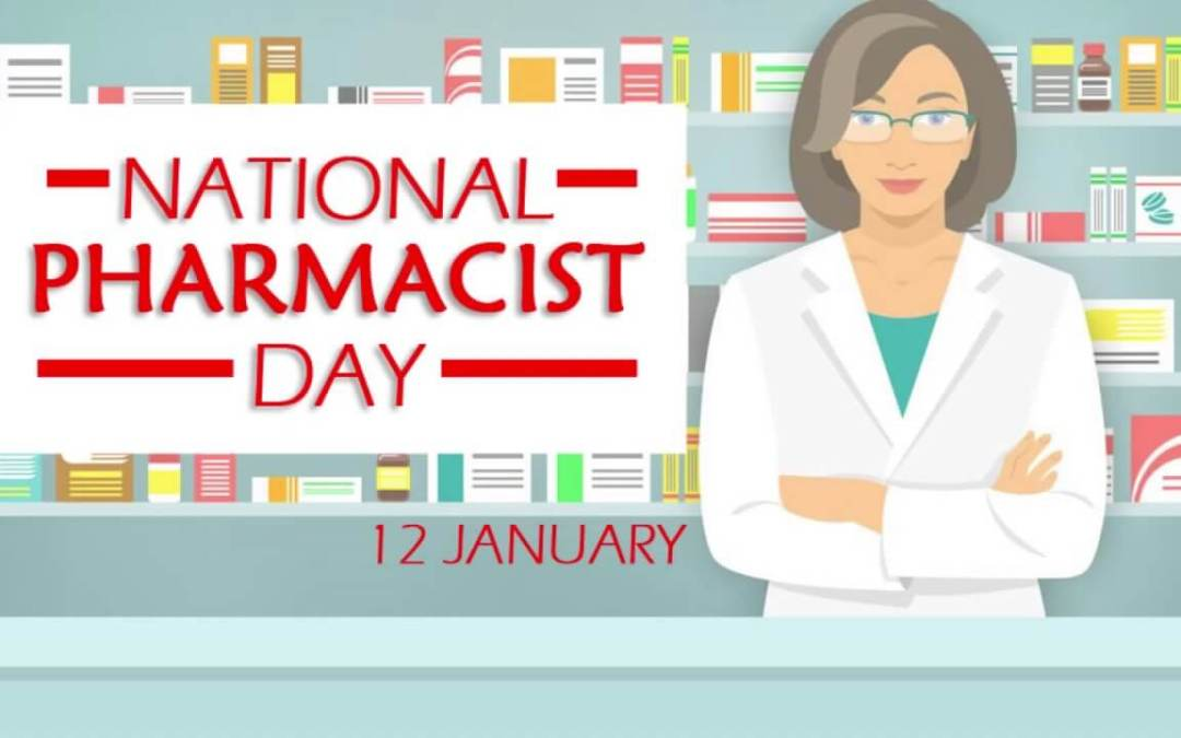 National Pharmacist Day – January 12, 2021