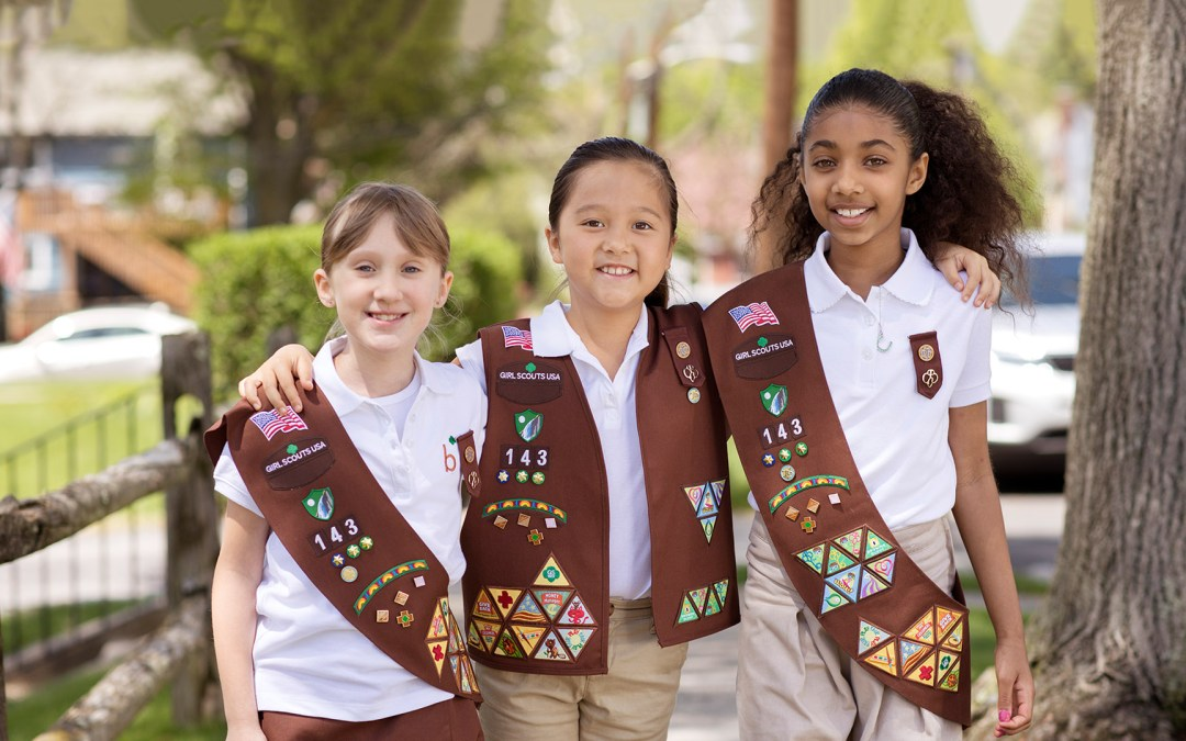 National Girl Scout Day – March 12, 2021