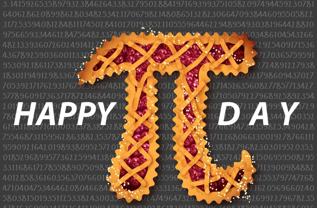 National Pi Day – March 14, 2021
