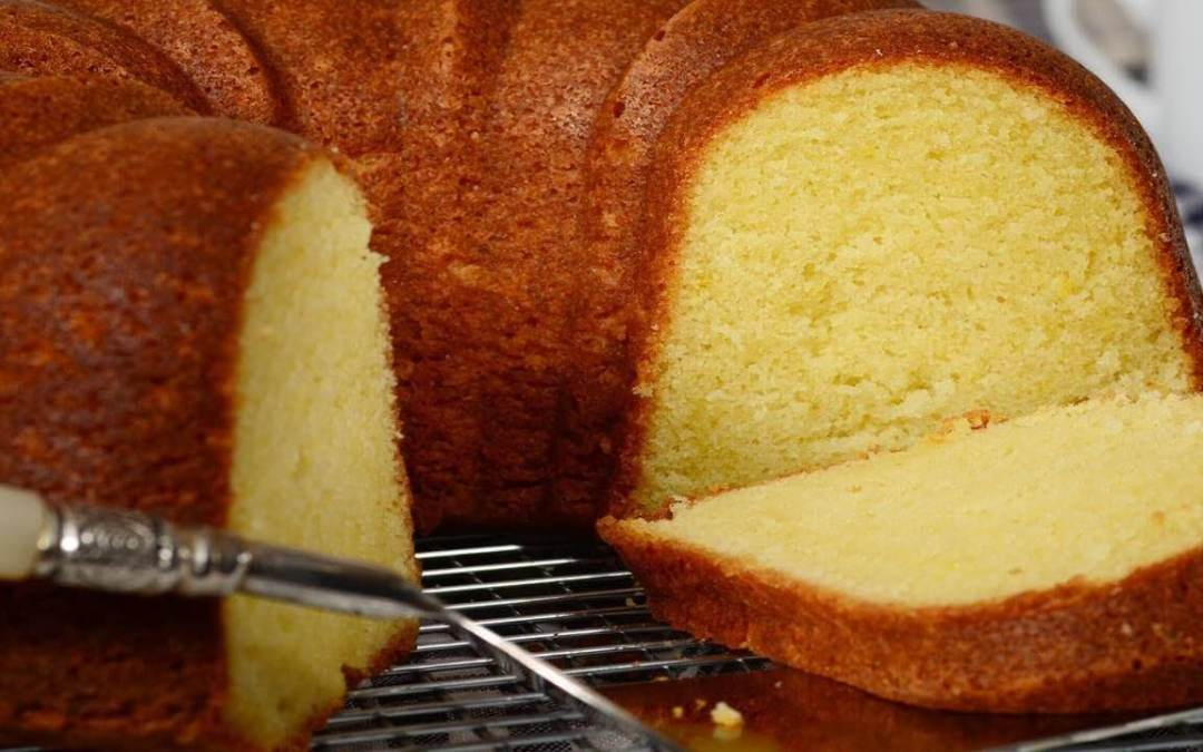 National Pound Cake Day – March 4, 2021
