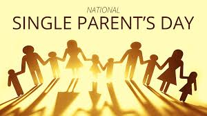 National Single Parents Day – March 21, 2021