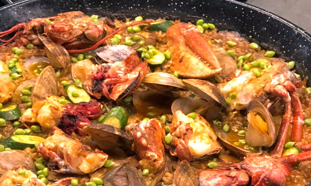 National Spanish Paella Day – March 27, 2021