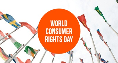 World Consumer Rights Day – March 15, 2021