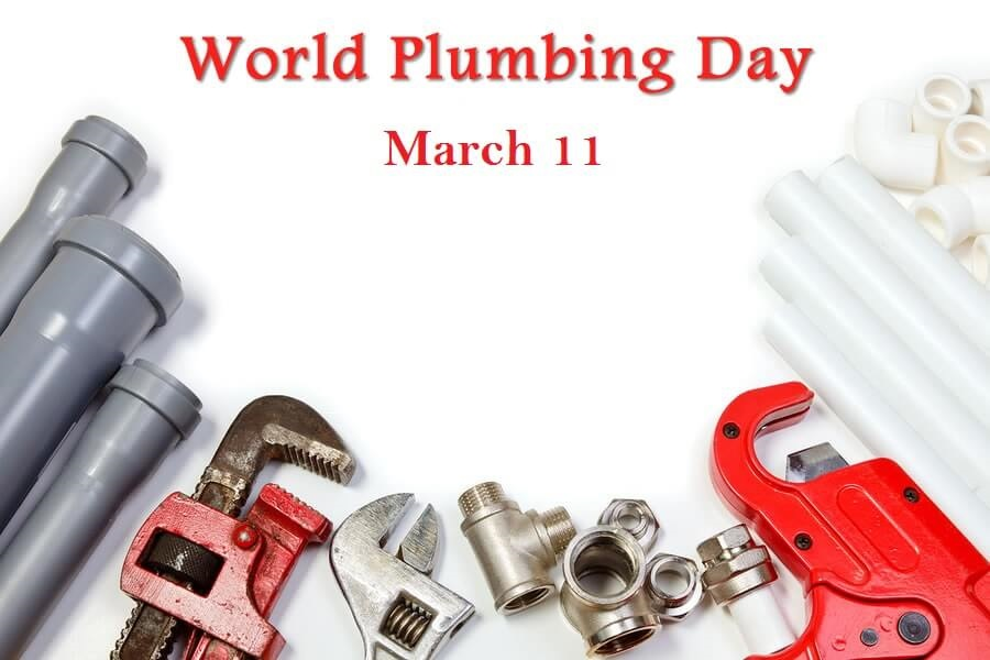World Plumbing Day – March 11, 2021