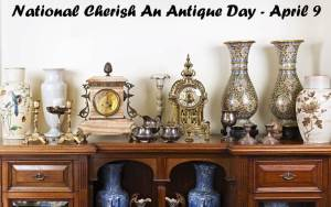 National Cherish An Antique Day