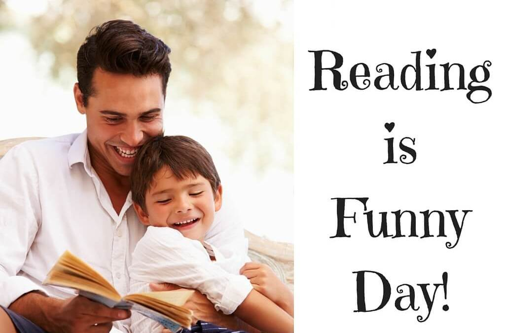 Reading Is Funny Day